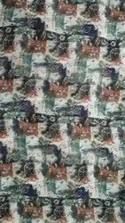 Viscose Digital Printed Fabric