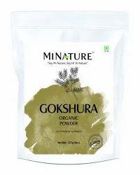 Mi Nature Organic Gokshura Powder (227 Gram)