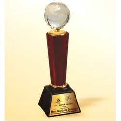 WM 9766 Ample Globe Trophy