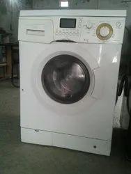 Fully Automatic Front Loading Ifb Washing Machine 6kg, White