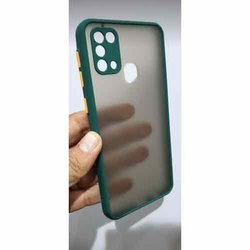 Plastic Transparent Mobile Back Cover, Size: 5.6 Inch
