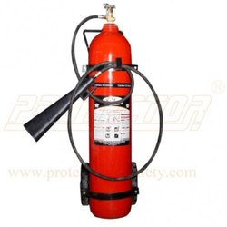 Fire Extinguisher CO2 type 22.5 Kg