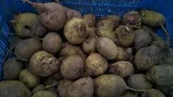 Fresh Organic Beetroot, Packaging Size: 20 Kg