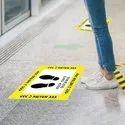 Floor Stickers - Customised
