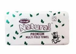 Royal Natural M fold Towel  Premium