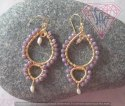 Handmade Chandelier Earring