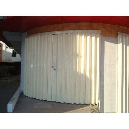 Steel Shutter Gate