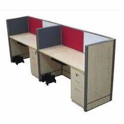 2 Seater Office Workstation