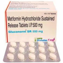 Gluconorm SR Tablet