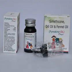 Simethicone Dill Oil And Fennel Oil