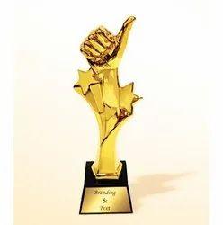 CG 623 Crystal Trophy