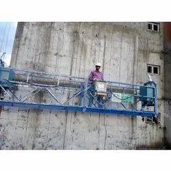 Mild Steel Suspended Platform