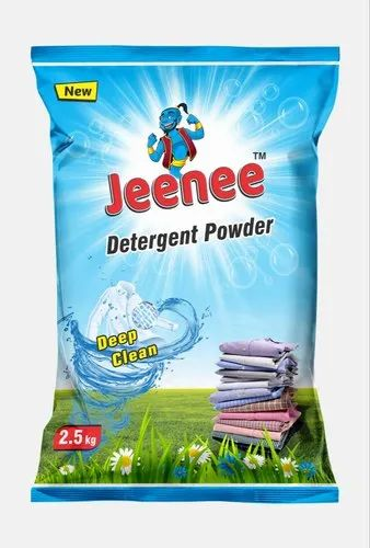DETERGENT PACKING POUCH