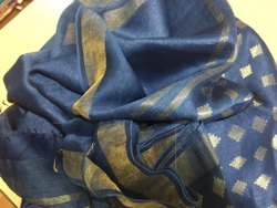 HALIM Party Wear Butta Saree, 6.3 m (with blouse piece)
