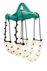 Pipeline Roller Lowering Cradle