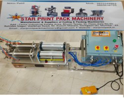 Flame Proof Liquid Filling Machine