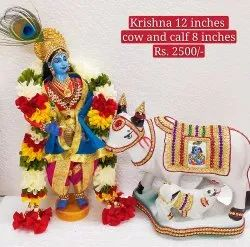Lord Krishna Golu Doll