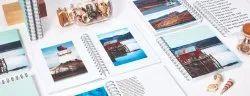 Magazine Printing Service - Spiral Binding