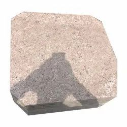 Polished Imperial Pink Granite Tile, For Countertops, Thickness: 20 Mm