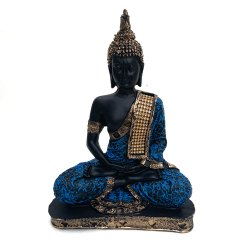 Fatfatiya Religious Idol Of Meditating Lord Gautam Buddha Statue Idols Decorative Showpiece