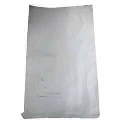 White Paper Laminated Chemical Bag