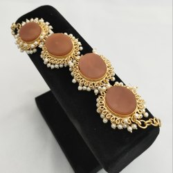 Real Stone Bracelet Fashion Wear Bracelet