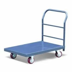 M.S.Foldable Platform Trolley