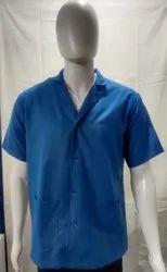 Half Unisex Doctor Apron, For Hospital, Size: Medium