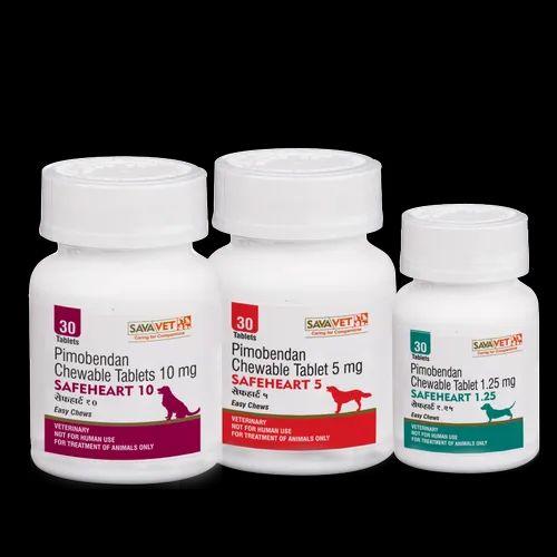 Pimobendan Chewable Tablets
