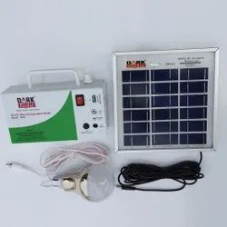 Solar Rechargeable Lighting System