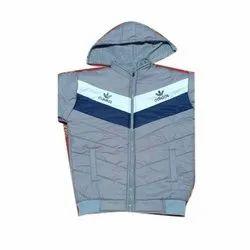 New Age Polyester Full Sleeves Boys Jacket