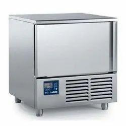 Stainless Steel Single Door Chiller Freezer, Number of Doors: 1, Capacity: 50 L