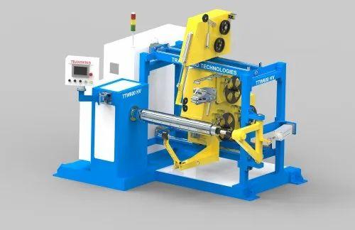 Distribution Transformer Coil Winding Machine