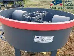 Fly Ash Brick Pan Concrete Mixer Machine