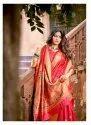Lifestyle Saree Kamalakshi Vol 1 Lichi Silk With Jari Border Saree Catalog