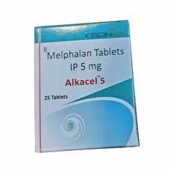 5mg Alkacel Melphalan Tablets