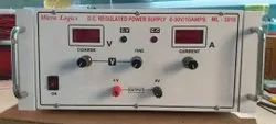 DC Regulated Single Channel Power Supply, ML 3010