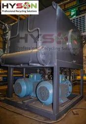Hydraulic Continuous Baling Press Machine For Aluminium Waste And Scrap