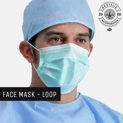 Non Woven Loop Face Mask