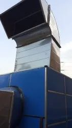 Stainless Steel Hvac Duct, For Industrial Use, Capacity: 5000 Cfm - 40000 Cfm