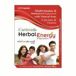 Herbal Energy Capsule