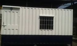 SS Portable Cabins