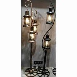 Incandescent Decorative Standing Floor Lamp