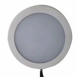Cool White 3 W LED Round Panel Light, For Home,Office