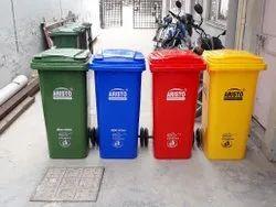 Wheeled Plastic Dustbins
