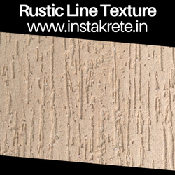 Instakrete Rustic Line Texture