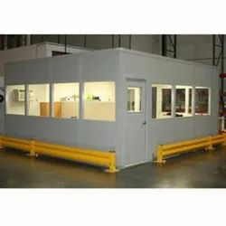 Prefabricated Portable Office Container