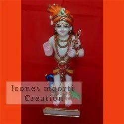 1 Feet Lord Krishna Statue