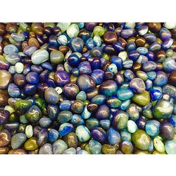 Blue Onyx Pebbles