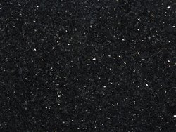 Black Galaxy Granite Slab, For Flooring, Thickness: 20 mm